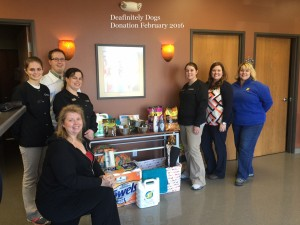 2.19.16 Def Dogs Donation Pick Up #2